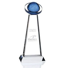 Promotional Jaffa Blue Orb Award