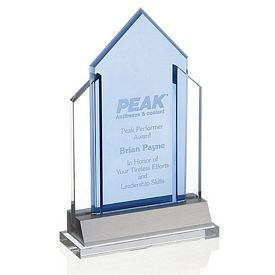 Promotional Jaffa Indigo Peak Award