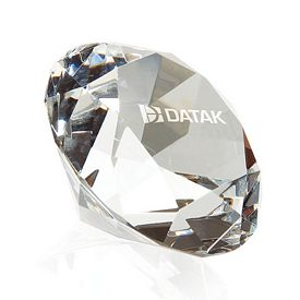 Promotional Jaffa Diamond Paperweight