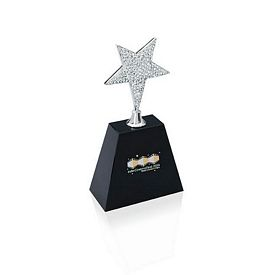 Promotional Jaffa Rhinestone Star Award Small