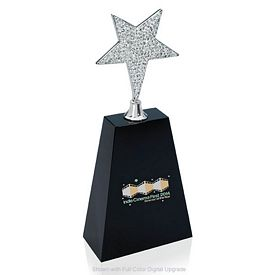 Promotional Jaffa Rhinestone Star Award Medium