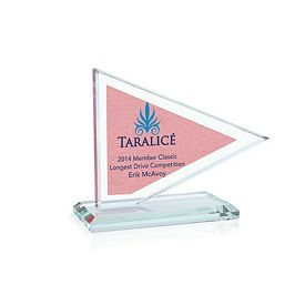 Promotional Jaffa Pennant Flag Award Small