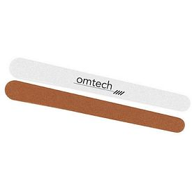Promotional White Emery Board Nail Files