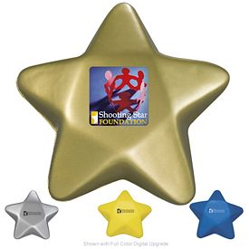 Promotional Star Stress Ball