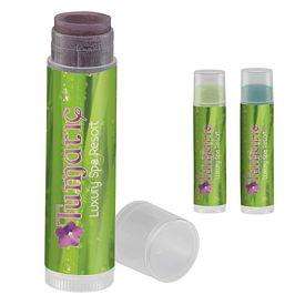 Promotional SPF-15 Flavor Burst Lip Balm