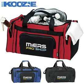 Promotional Koozie Duffle Kooler Bag