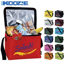 Promotional Koozie Six-Pack Kooler
