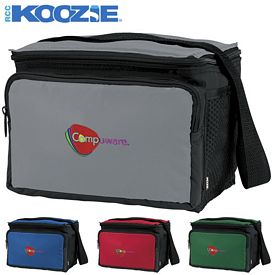 Promotional Koozie Deluxe Six-Pack Kooler