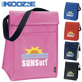 Promotional Koozie Lunch Strap Sack
