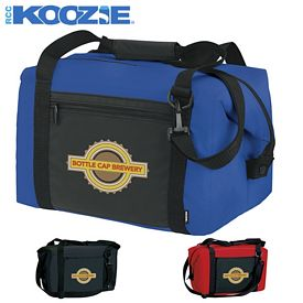 Promotional Koozie 12-Pack Duffel Kooler