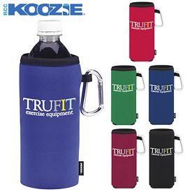 Promotional Koozie Collapsible Bottle Clip Kooler