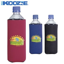 Promotional Koozie Basic Collapsible Bottle Kooler