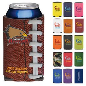 Promotional Koozie 4-Color Process Collapsible Can Kooler