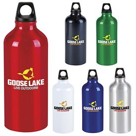 Promotional 22 oz. Excursion Aluminum Bottle