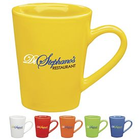 Promotional 14 oz. Sausalito Ceramic Mug