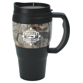 Promotional REALTREE 22 oz. Camouflage Bubba Mug