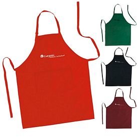 Promotional Cotton Adjustable Pocket Apron