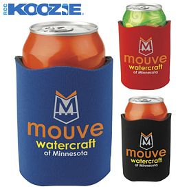 Promotional Koozie Fancy Edge Can Kooler