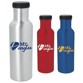 Promotional 27 oz. Retro Aluminum Water Bottle