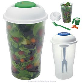 Promotional Super Salad Cup