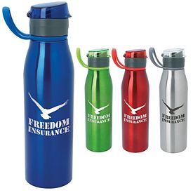 Promotional 25 oz. Spectra Stainless Steel Bottle