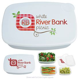 Promotional Food Container 3-Pack