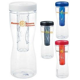 Promotional 21 oz. Fruitilicious Infusion Tumbler