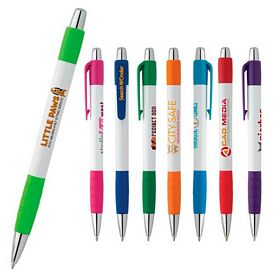Promotional White Element Pen