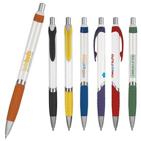 Promotional White Epiphany Pen