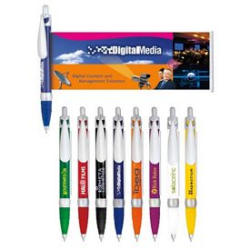 Promotional Solid Banner Pen