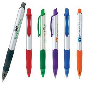 Promotional Silver Spirit Pen