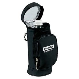 Promotional Golf Bag Water Bottle Kooler