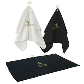 Promotional Golf Waffle Towel