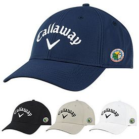 Promotional Callaway Side Crested Custom Cap
