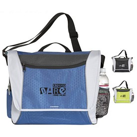Promotional Atchison Verge Computer Messenger Bag - CLOSEOUT ITEM