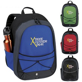Promotional Atchison Tri-Tone Sport Backpack