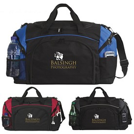 Promotional Atchison Perfect Score Duffel Bag