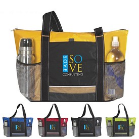 Promotional Atchison Icy Bright Cooler Tote