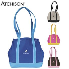 Promotional Atchison Gilligan Tote Bag - CLOSEOUT ITEM