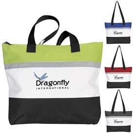 Promotional Atchison Standing Room Only Tote Bag