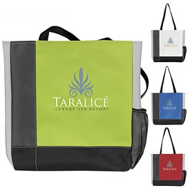 Promotional Atchison Tri-Tone Tote Bag