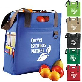 Promotional Atchison Dual Carry Tote Bag