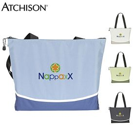 Promotional Atchison Recycled Indispensable Everyday Tote Bag - CLOSEOUT ITEM