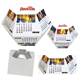 Promotional Jubilee Annual Pop-Up Calendar