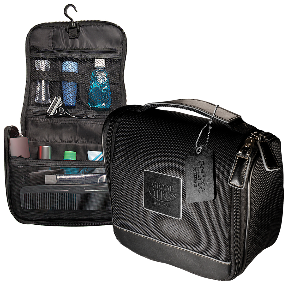 Promotional Eclipse Toiletry Bag  8f8a21b09eb63