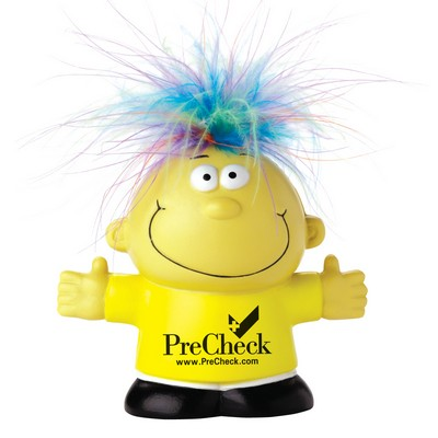 Promotional Feel Great Talking Stress Reliever