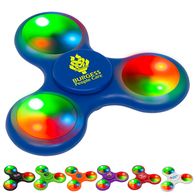 Custom Lightup Promospinner