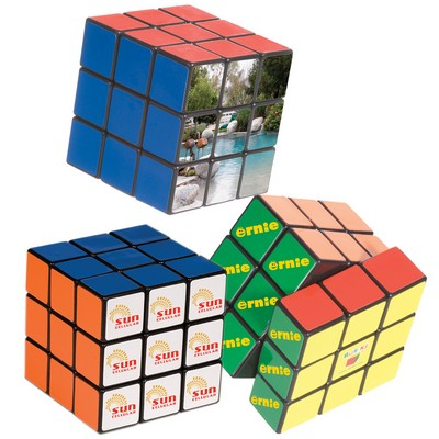 Promotional RubikS 9-Panel Full Stock Cube