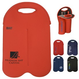 Promotional Built Two Bottle Tote