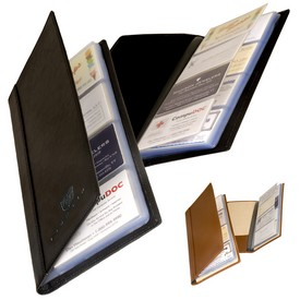Promotional Leeman Greenwich Business Card File
